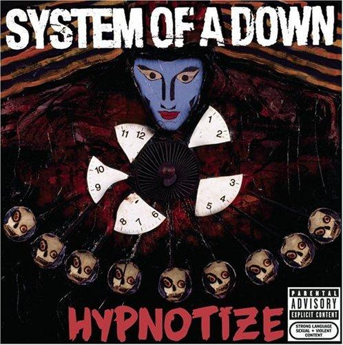 ترجمه متن و دانلود آهنگ Hypnotize از System Of A Down