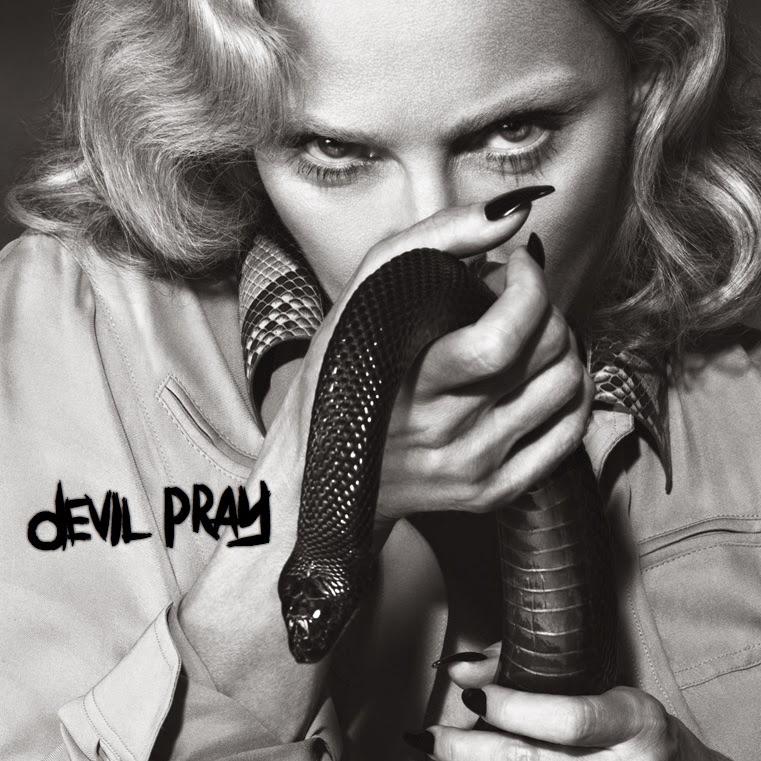 ترجمه متن و دانلود آهنگ Devil pray از Madonna