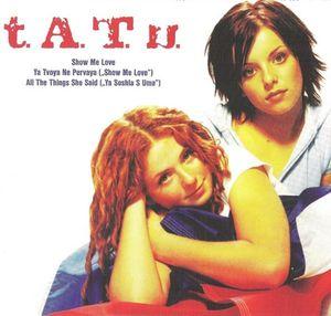 ترجمه متن و دانلود آهنگ Show Me Love از T.A.T.U