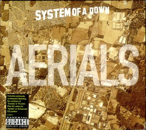 ترجمه متن و دانلود آهنگ Aerials از System Of A Down