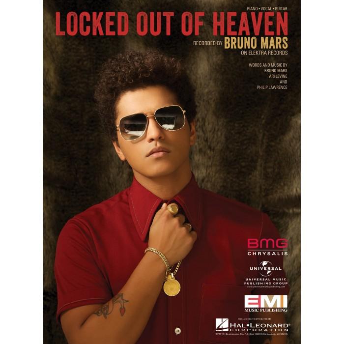 ترجمه متن و دانلود آهنگ Locked Out Of Heaven از BRUNO MARS
