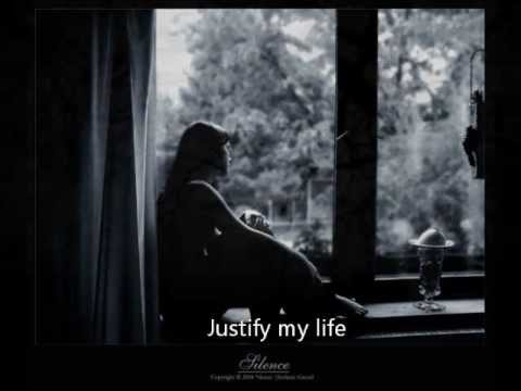 ترجمه متن و دانلود آهنگ Justify از The Rasmus