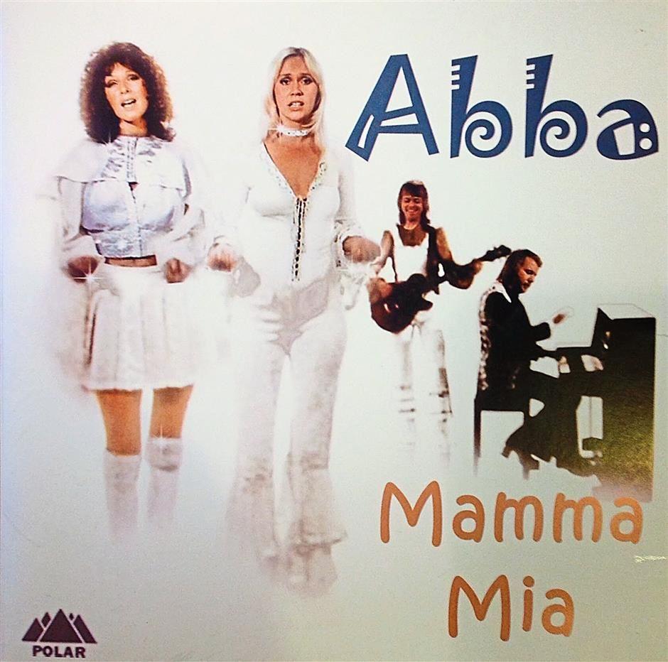 ترجمه متن و دانلود آهنگ Mamma Mia از Abba