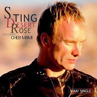 دانلود آهنگ Desert Rose از Sting همراه با ترجمه متن به فارسی