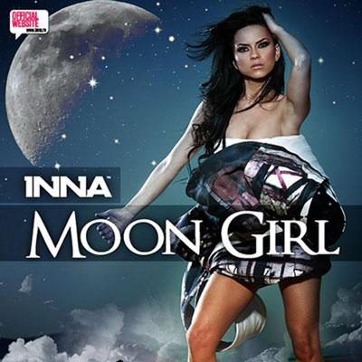 دانلود آهنگ Moon Girl از Inna همراه با ترجمه متن به فارسی