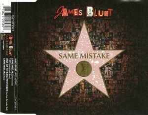 دانلود آهنگ Same Mistake از James Blunt همراه با ترجمه متن به فارسی