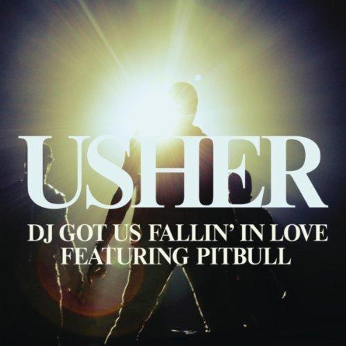 دانلود آهنگ DJ Got us Fallin in Love از Usher همراه با ترجمه متن به فارسی