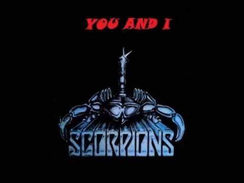 دانلود آهنگ  you and I از Scorpions همراه با ترجمه متن به فارسی