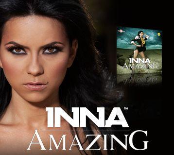 دانلود آهنگ Amazing از Inna همراه با ترجمه متن آهنگ به فارسی