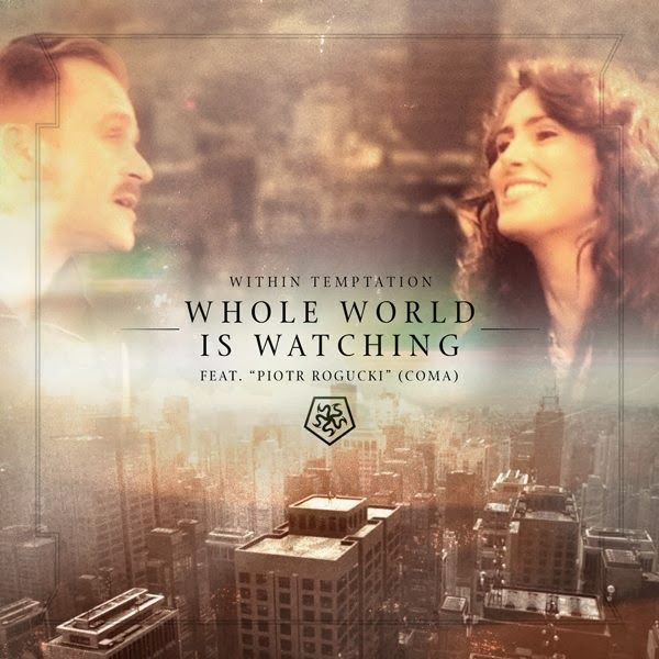 دانلود آهنگ Edge Of The World از Within Temptation همراه با ترجمه متن به فارسی