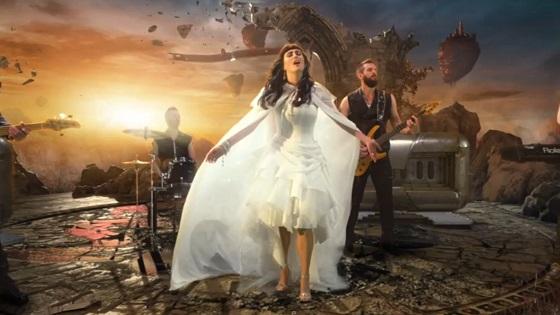 دانلود آهنگ And We Run از Within Temptation همراه با ترجمه متن به فارسی