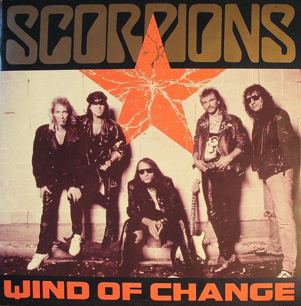 دانلود آهنگ Wind of Change از Scorpions همراه با ترجمه متن به فارسی