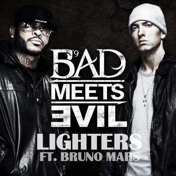 دانلود آهنگ Lighter از Eminem با ترجمه متن آهنگ فارسی