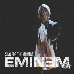 دانلود آهنگ Sing for the moment از Eminem با ترجمه متن آهنگ فارسی