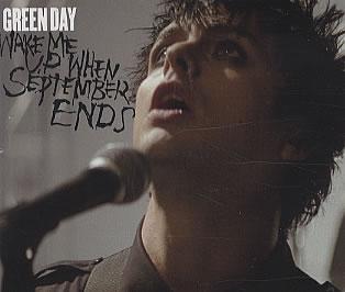 دانلود آهنگ Wake Me Up When September Ends از Green Day با ترجمه متن آهنگ فارسی
