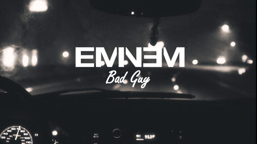 دانلود آهنگ Bad Guy از Eminem با ترجمه متن آهنگ فارسی