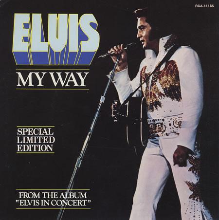 دانلود آهنگ My Way از Elvis Presley با ترجمه متن آهنگ فارسی