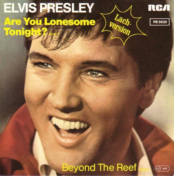 دانلود آهنگ Are you lonesome tonight از Elvis Presley با ترجمه متن آهنگ فارسی