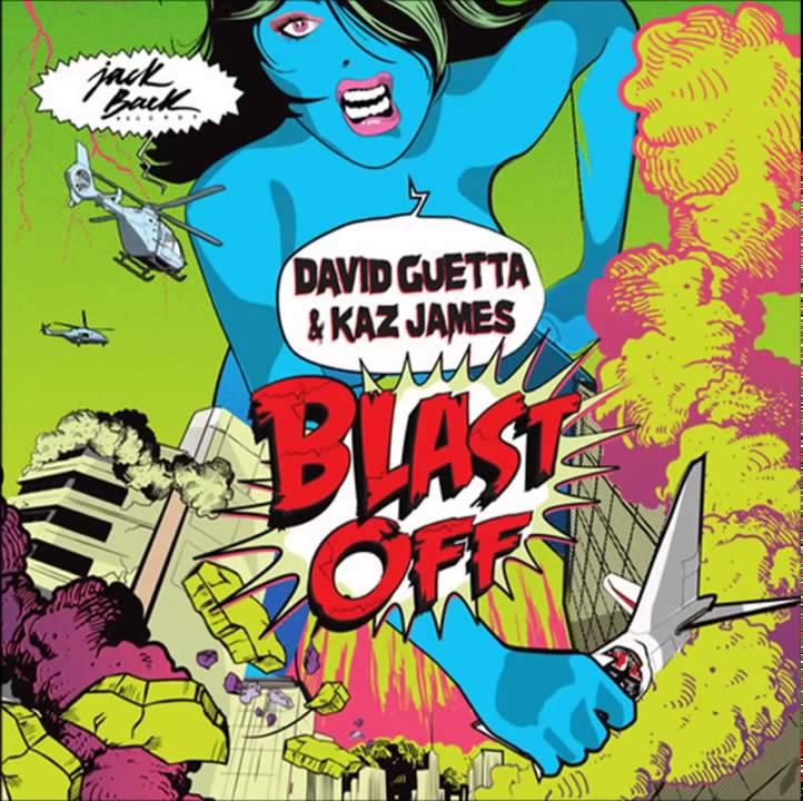 دانلود آهنگ Blast Off از David Guetta  با ترجمه متن آهنگ فارسی