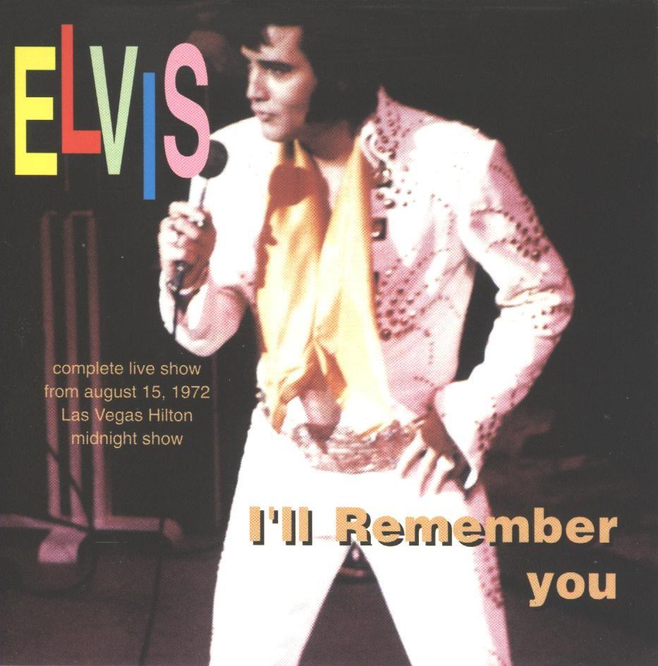 دانلود آهنگ I'll Remember You از Elvis Presley با ترجمه متن آهنگ فارسی