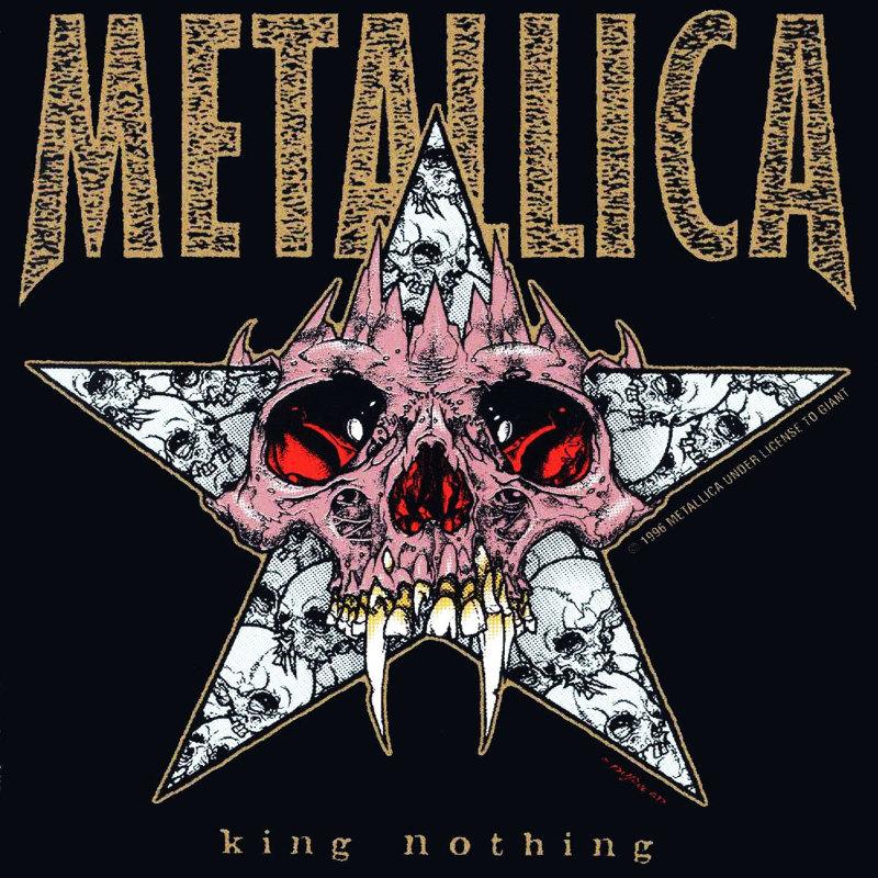 دانلود آهنگ King Nothing از Metallica با ترجمه متن آهنگ فارسی