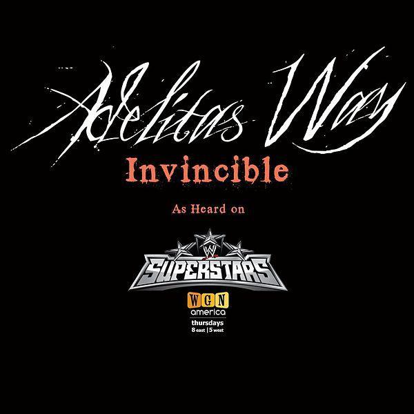 دانلود آهنگ Invincible از Adelitas Way با ترجمه متن آهنگ فارسی
