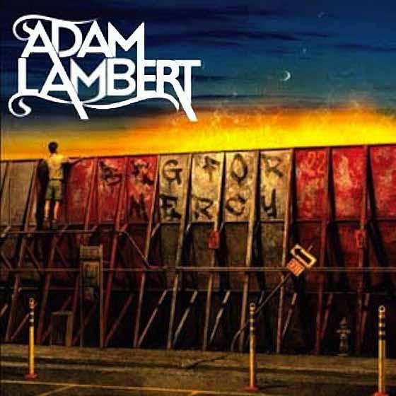 دانلود آهنگ Beg For Mercy از Adam Lambert با ترجمه متن آهنگ فارسی