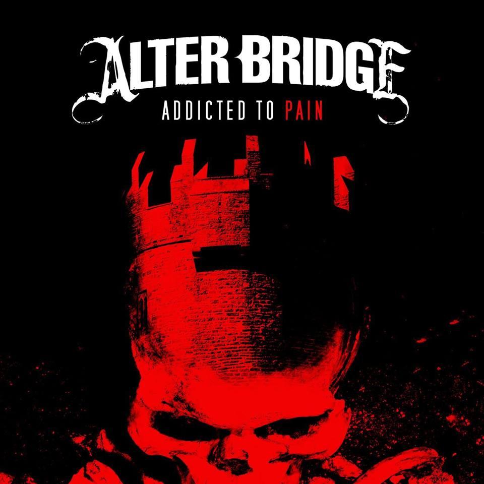 دانلود آهنگ Addicted To Pain از Alter Bridge با ترجمه متن آهنگ فارسی