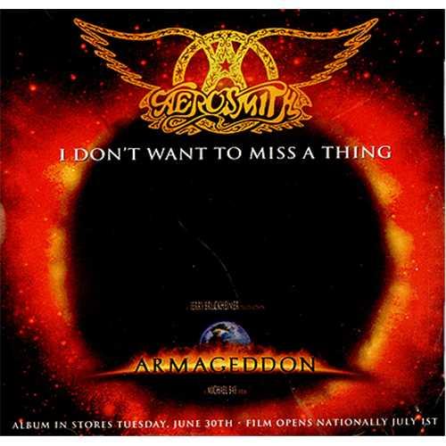 دانلود آهنگ I Don't Want To Miss A Thing از Aerosmith با ترجمه متن آهنگ فارسی
