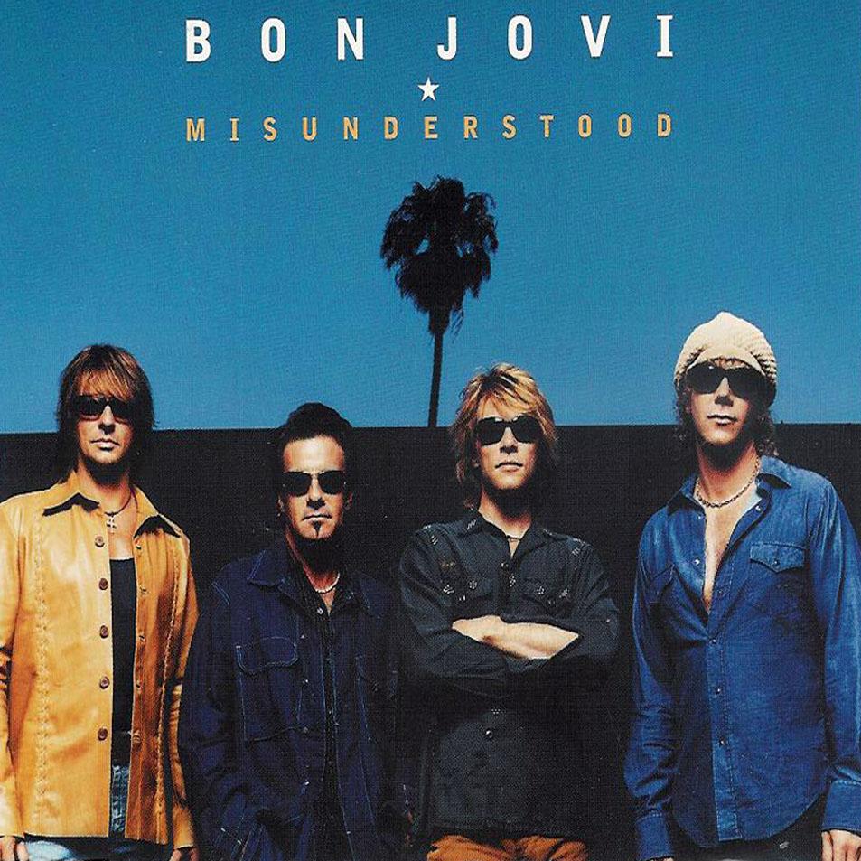 دانلود آهنگ Misunderstood از Bon Jovi با ترجمه متن آهنگ فارسی
