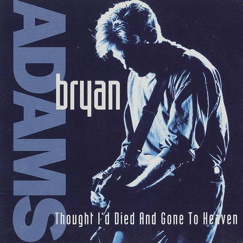 دانلود آهنگ Thought I'd Died And Gone To Heaven از Bryan Adams با ترجمه متن آهنگ فارسی