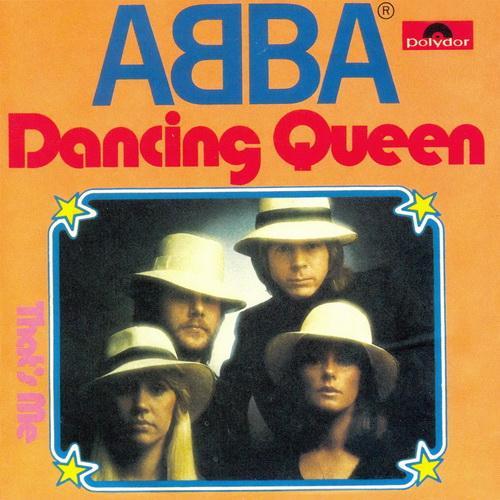 دانلود آهنگ Dancing Queen از Abba با ترجمه متن آهنگ فارسی