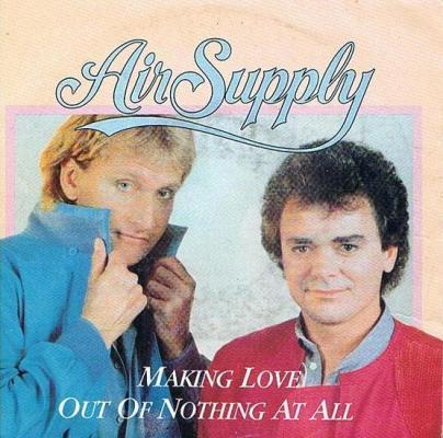 دانلود آهنگ Making Love Out Of Nothing At All از Air Supply با ترجمه متن آهنگ فارسی