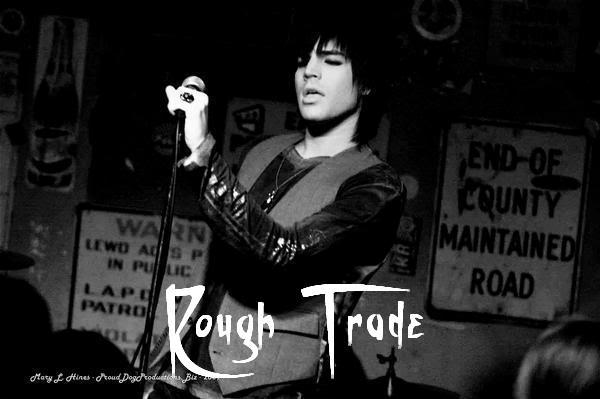 دانلود آهنگ Rough Trade از Adam Lambert با ترجمه متن آهنگ فارسی