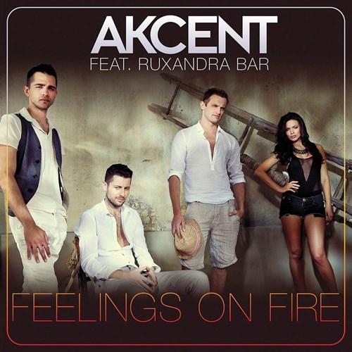 دانلود آهنگ feeling on fire از Akcent با ترجمه متن آهنگ فارسی