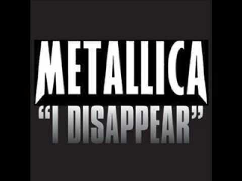 دانلود آهنگ I Disappear از Metallica با ترجمه متن آهنگ فارسی