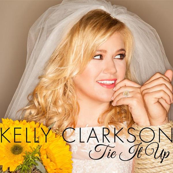 دانلود آهنگ Tie It Up از Kelly Clarkson با ترجمه متن آهنگ فارسی