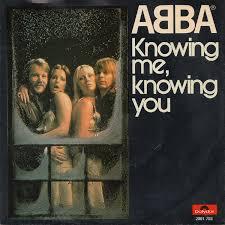 دانلود آهنگ Knowing Me Knowing You از Abba با ترجمه متن آهنگ فارسی