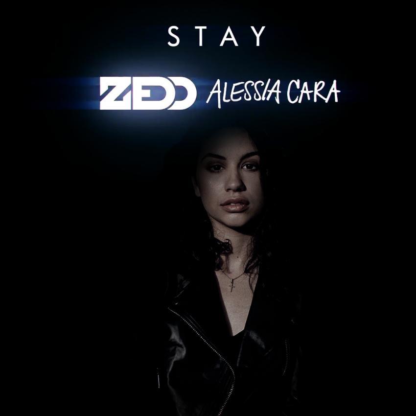 دانلود آهنگ Stay از Zedd با لیریکس