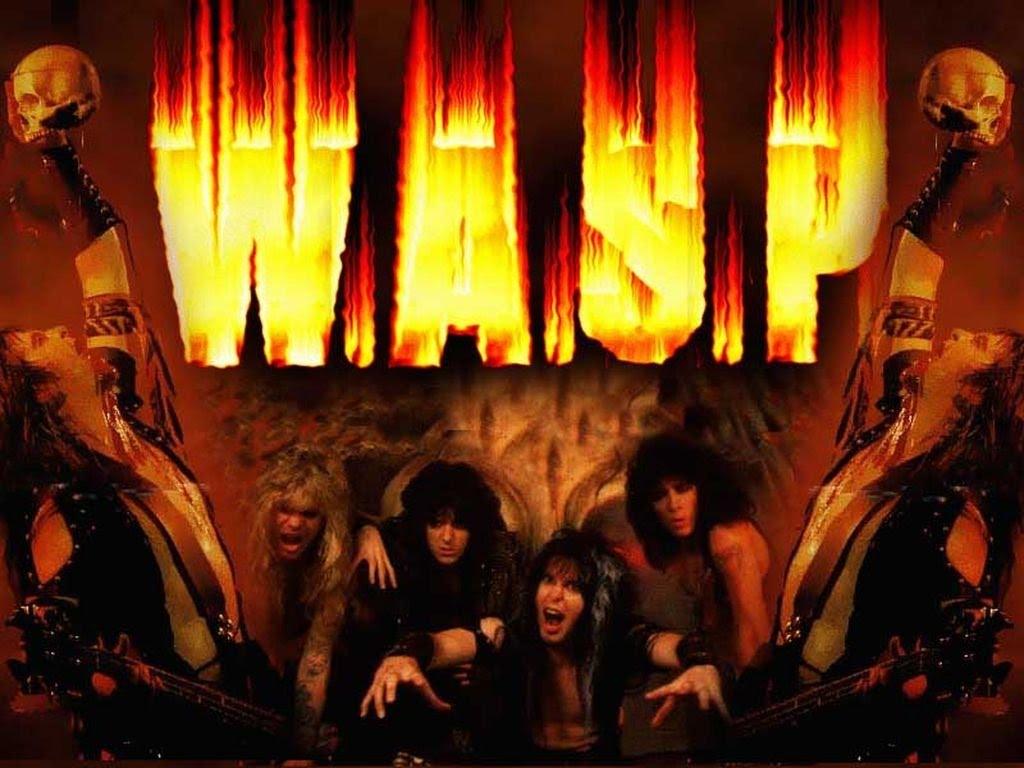 دانلود آهنگ Flesh and Fire از W.A.S.P با ترجمه متن آهنگ به فارسی