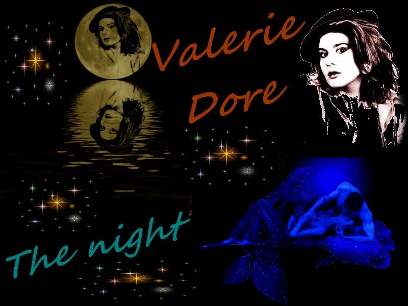 دانلود آهنگ The Night از Valerie Dore با ترجمه متن آهنگ به فارسی